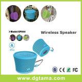 Mini altavoz sin hilos de Bluetooth de la música colorida al aire libre impermeable al por mayor