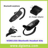 Cuffia senza fili dell'Orecchio-Amo di Bluetooth di disegno di modo con il caricatore ed il cavo