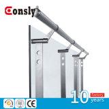 Main courante en acier inoxydable pour le système de support de rampe