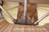 Weicher Standplatz-wasserdichtes Anti-UVdach-Oberseite-Zelt