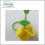 Filtro dal tè del silicone del commestibile di alta qualità