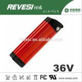 Paquete recargable de la batería de Ebike del litio de la alta calidad 36V 10ah