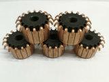 16 de Commutator van het Type van Groef van haken voor de Motor van gelijkstroom met de Motor van de Auto (ID10.01mm OD32.6mm L25mm)