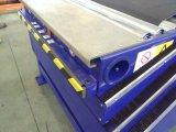 Телескопичная тележка транспортера пояса заграждения нагружая затрачиваемый транспортер