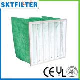 Utilisation Pocket de filtre dans la ventilation de révision