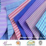 Hilados catiónico teñido de tela para camisas