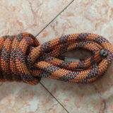 10.2mm Nylonschutz-dynamisches kletterndes Seil für das Felsen-Klettern
