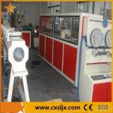 PE a extrusão do tubo da linha de produção de HDPE /tubo da linha de produção de HDPE