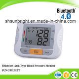 Monitor de pressão arterial no braço da China