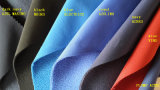 3-capa impermeable y transpirable Stretch Softshell chaqueta con la tela de la película de TPU
