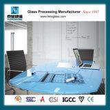 Neuer Entwurfs-trockener Radiergummi-Glasschreibens-Schreibtisch für Büro-Möbel