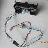 3mm leitor de cartão da cabeça magnética de 3 trilhas