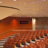 Reloj de tiempo electrónico del dígito grande rojo del LED para la gimnasia