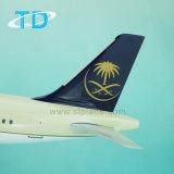 A320neo 사우디 아라비아 수지 모형 항공기
