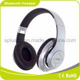 De draadloze Hoofdtelefoons van Bluetooth van Hoofdtelefoons met TF van de Microfoon de Hoofdtelefoons van Radio& van de FM van de Steun van de Kaart