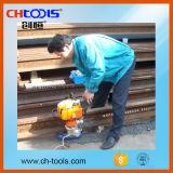Rail de TCT percer la faucheuse avec 25mm/50mm de profondeur