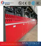 Machine van de Verwerking van de Rol van het Vlakke Glas van Southtech de Ononderbroken Ceramische (LPG)