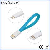 Câble de remplissage magnétique universel du micro USB