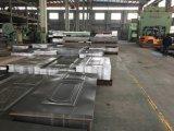 Piel de encargo de la puerta del marco de acero HDF de la alta calidad