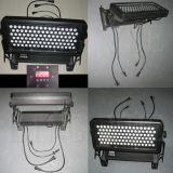 96X3w都市カラー屋外の壁の洗浄LEDライト