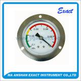 Vakuumc$manometer-vakuumpumpe Manometer-Negetive Manometer