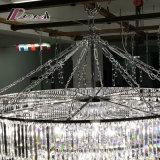 Lampada Pendant di cristallo personalizzata moderna di disegno per l'hotel cinque stelle