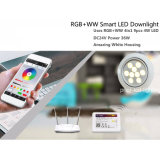 無線スマートなRGBW LED Downlight 36W