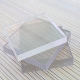 Precio plástico de la hoja de la PC sólida del policarbonato de la GE Lexan de Xinhai 1.5m m