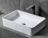L'acrylique Surface solide du bassin de lavage de comptoir
