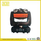 9PCS 15W RGBW 4in1 LED Träger-bewegliches Hauptlicht