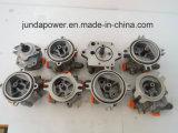 UCHIDA & REXROTH Excavatrice Pompe hydraulique Pompe à engrenages / pompe de charge / pompe pilote