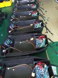 Moda 4 ruedas eléctrica Monopatín Longboard con control remoto