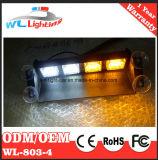 12 LED Dash Deck Luz de advertência do veículo de emergência