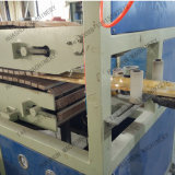 Extrusão de mármore Eco-Friendly do perfil do PVC que faz a máquina