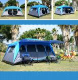 Plus de deux salles extérieures 2 tentes campantes de famille de Hall