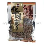 sacchetto piano di imballaggio di plastica del commestibile dello spuntino di sigillamento 3-Side