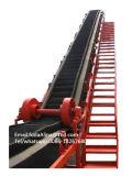 All'ingrosso nelle vendite della Cina scaturiscono il nastro trasportatore del muro laterale ed il nastro trasportatore del muro laterale da 90 gradi