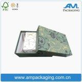 2017 cajas de joyería de Nueva productos Pandora regalo de papel personalizado caja de collar