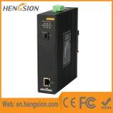 처리된 기가비트 이더네트 및 SFP 운반 산업 통신망 스위치