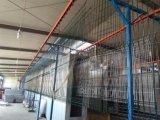 La polvere galvanizzata ha ricoperto la rete fissa della maglia di sicurezza utilizzata per l'edificio di Residentail (XMS9)