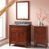 Governo di stanza da bagno diritto libero del dispersore di vanità bianca moderna della stanza da bagno singolo