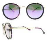 여자를 위한 도매 색안경 고품질 유행 Sunglass