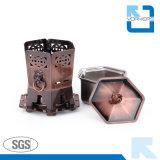 POT caldo di vendita dell'alcool caldo Bronze dell'acciaio inossidabile e POT minestra/delle azione