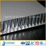 Изолированная алюминиевая панель сота для строительных материалов