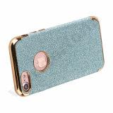 プラスiPhone 7のための多彩な電気めっきTPUの皮ののりの箱