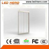 Pantalla de visualización transparente de cristal de LED de la pared P5-6.67mm del Llevar-Héroe de interior