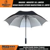 Paraguas de fibra de vidrio recto anti-UV