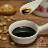 Salsa de soja japonesa oscura para sushi