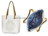Personnaliser professionnellement le sac à main bon marché coloré de dames d'unité centrale de mode