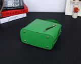 Мешок Crossbody ведра кожи сумки застежки -молнии способа лета новый
